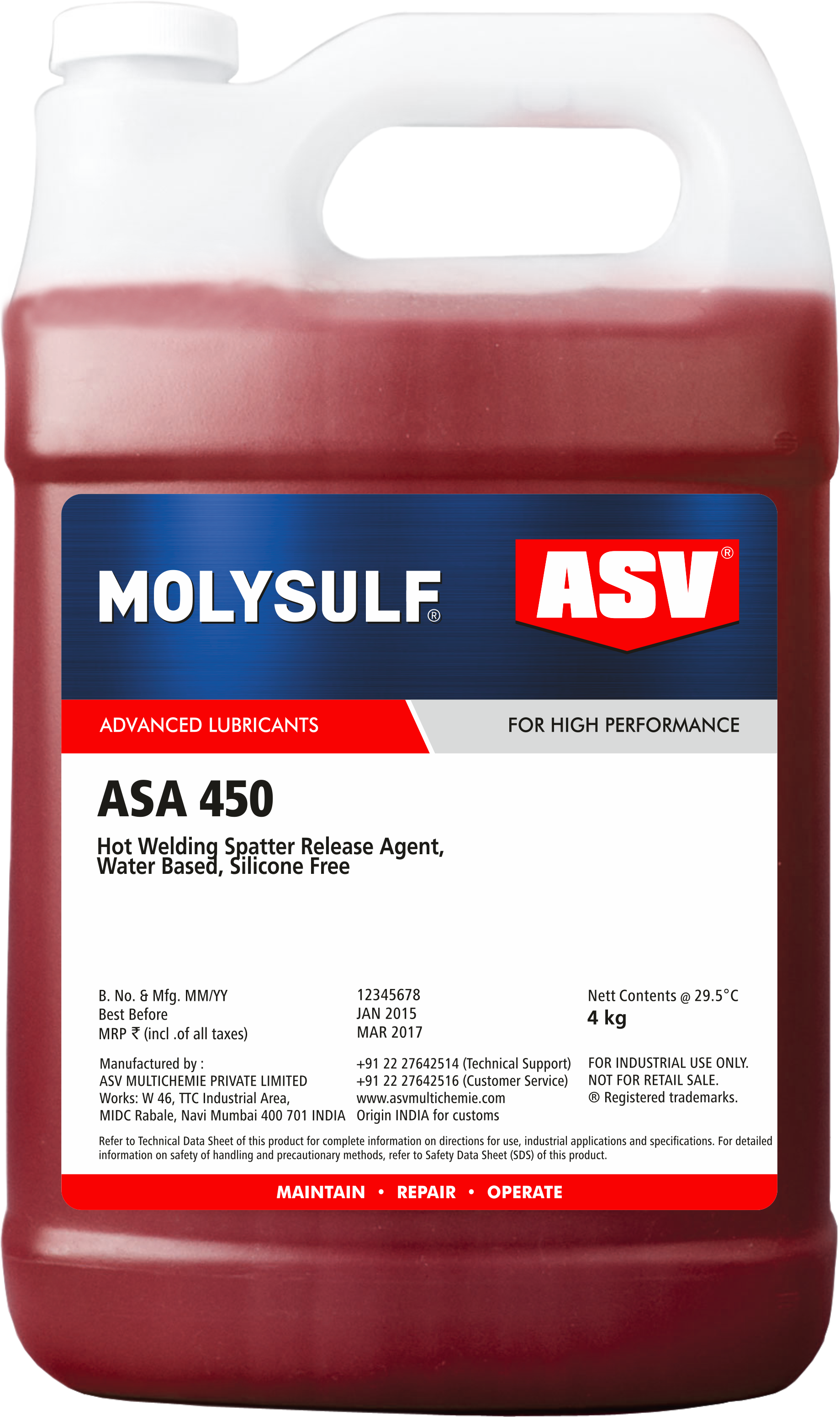ASA 450