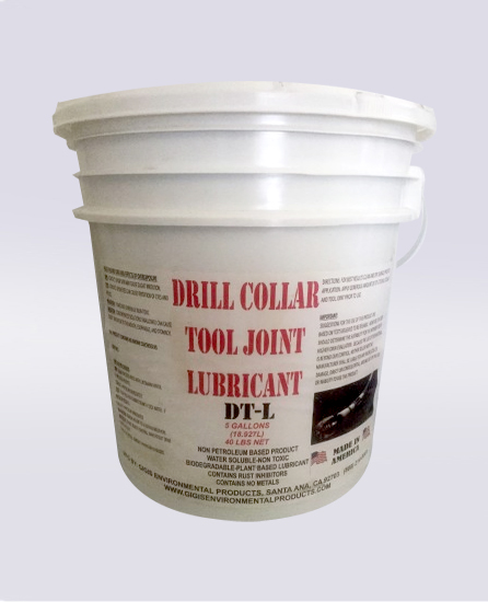 Tool Joint and Drill Collar Lubricants