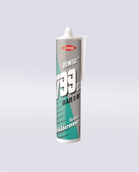 DOWSIL™ 799 Silicone Glass and Metal Building Sealant