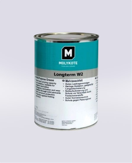 MOLYKOTE™ Longterm W2 Multi-Purpose Grease