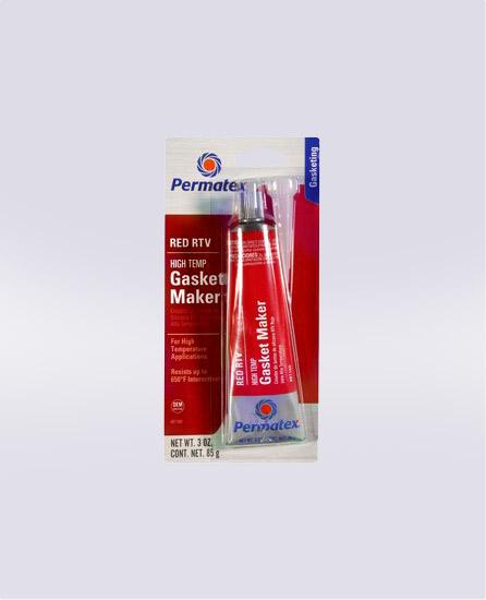 Permatex® High-Temp Red RTV Silicone Gasket Maker