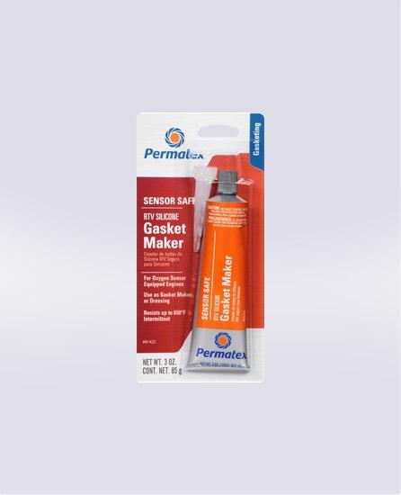 Permatex® Sensor-Safe High-Temp RTV Silicone Gasket Maker