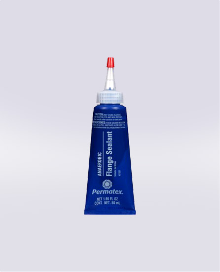 Permatex® High Temperature Anaerobic Flange Sealant
