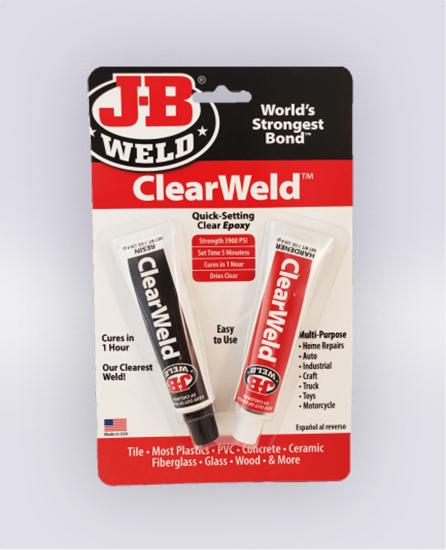 CLEARWELD™ TWIN TUBE (SKU: 8212)