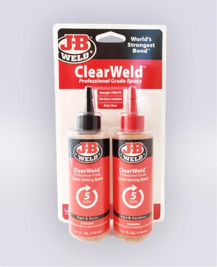 CLEARWELD™ PROFESSIONAL SIZE 8 OZ (SKU: 50240)