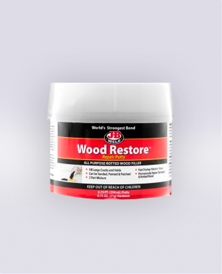 WOOD RESTORE™ PUTTY (SKU: 40003)