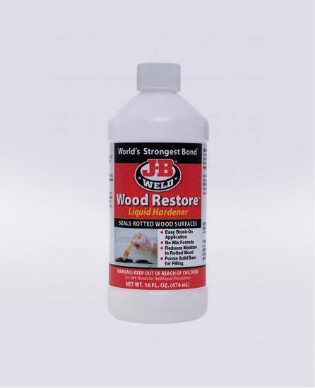 WOOD RESTORE™ LIQUID HARDENER 16 OZ (SKU: 40001)