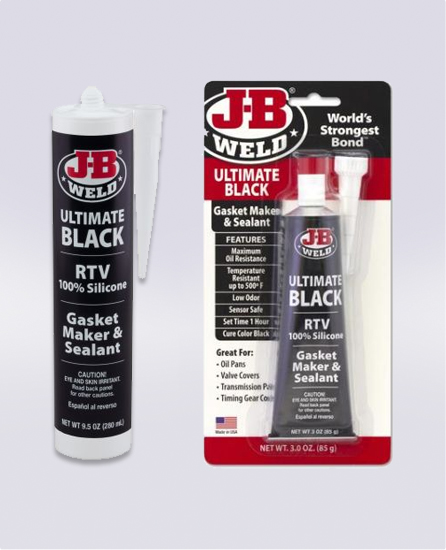 ULTIMATE BLACK GASKET MAKER & SEALANT (SKU: 32329) & (SKU: 32929)