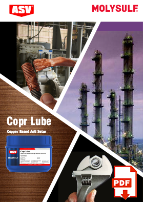 Copr Lube Application
