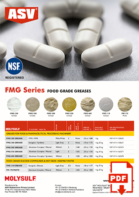 food grade greases flyer 2020