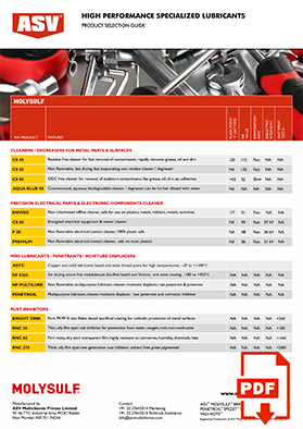 MRO Maintenance Flyer 2020