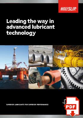 Molyslip Oil & Gas Brochure 2020