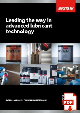 Molyslip Maintenance Brochure 2019-2020