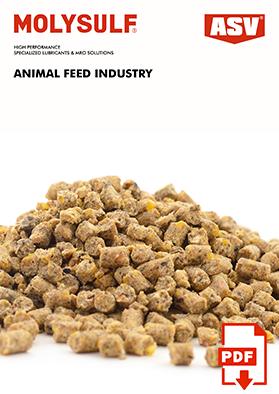 ASV Animal Feed Equipment Catalog 2020