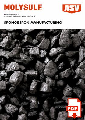 Sponge Iron Plants