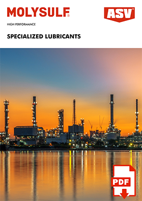 ASV Specialized Lubricants Catalog 2020
