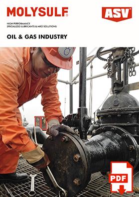 ASV oil & gas industry catalog 2020