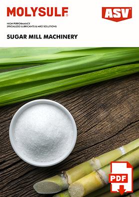 ASV Sugar Industry Catalog 2020